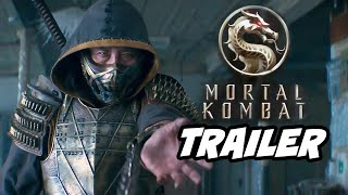 Mortal Kombat Trailer 2021 Breakdown - Easter Eggs and New Movies Explained