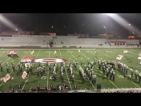 Region VII Marching Band Assessment: Fayetteville High School 2016-2017 (Night of the Red Dragon)