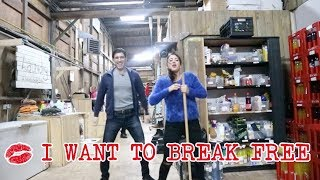 Madilia vlog | #38 | I want to break free! | UTOPIA (NL) 2018