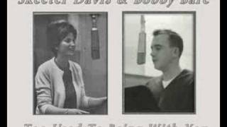 Watch Skeeter Davis Too Used To Being With You video