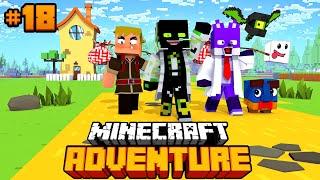 WIR ZIEHEN UM (NEUE STADT)?! - Minecraft Adventure #18 [Deutsch/HD]