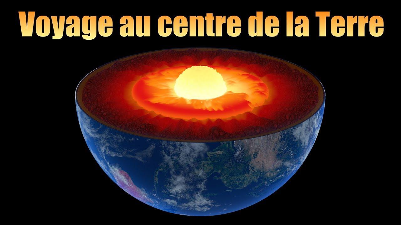 Voyage au centre de la terre science tonnante 47 youtube for Les decoratives brut de terre