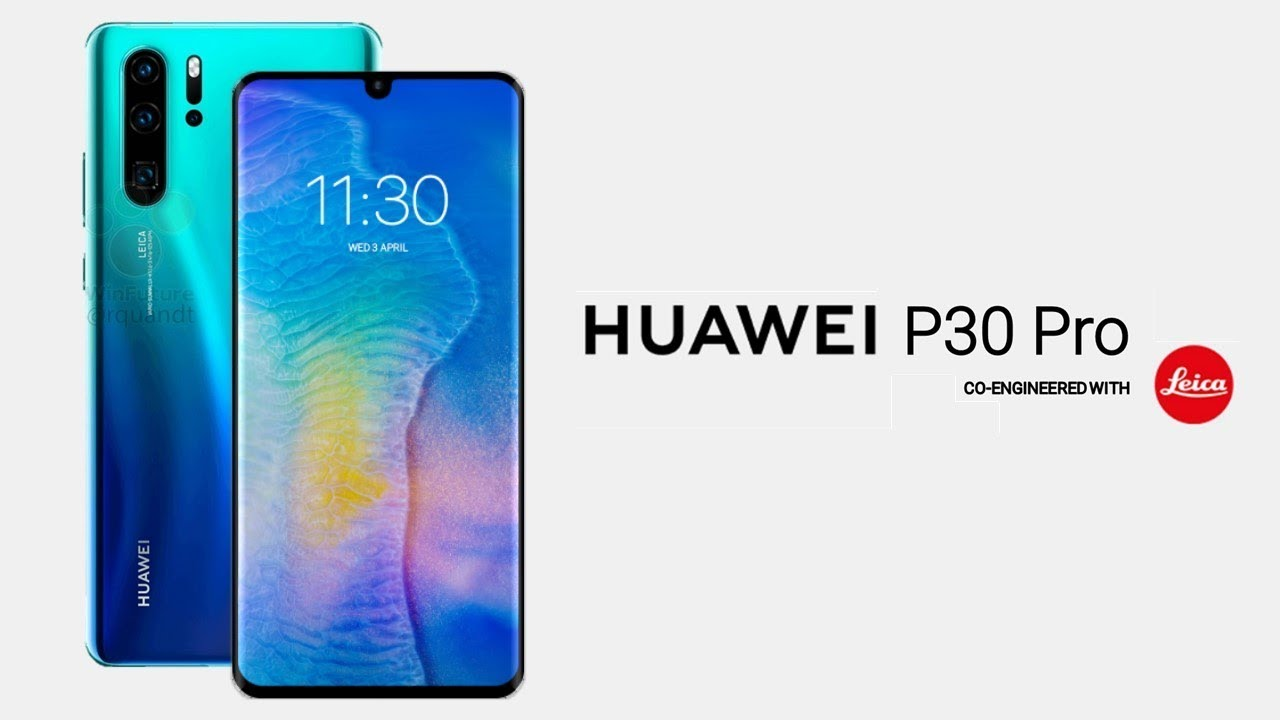 Huawei P30 Pro: Official Trailer