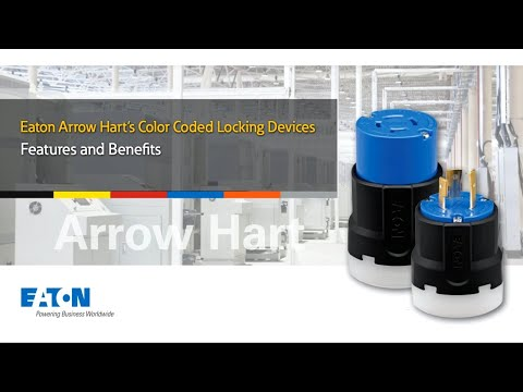 Eaton Arrow Hart Color Coded Locking Devices