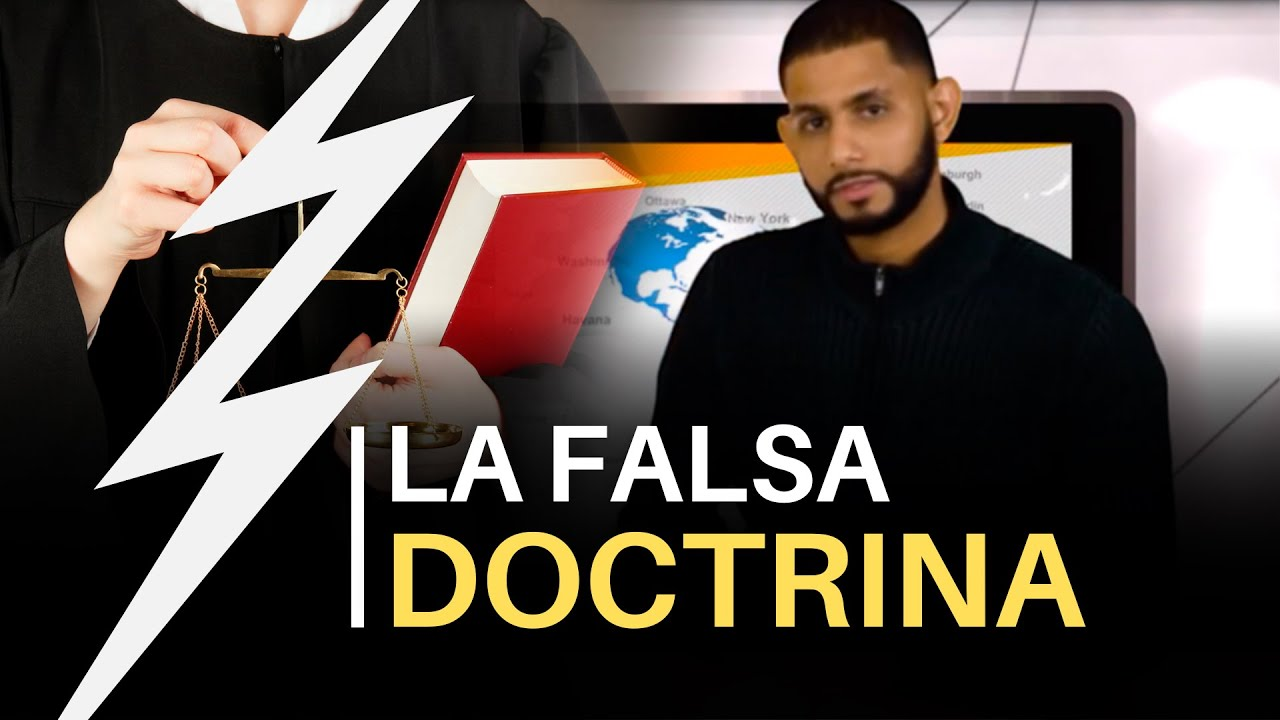 La Falsa Doctrina  - Cristo Power TV