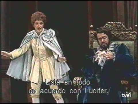 Un ballo in maschera - Pavarotti - Cappuccilli - Abbado - Volta la terrea - PART 4