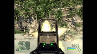 Comparaison de crysis : Low vs. high