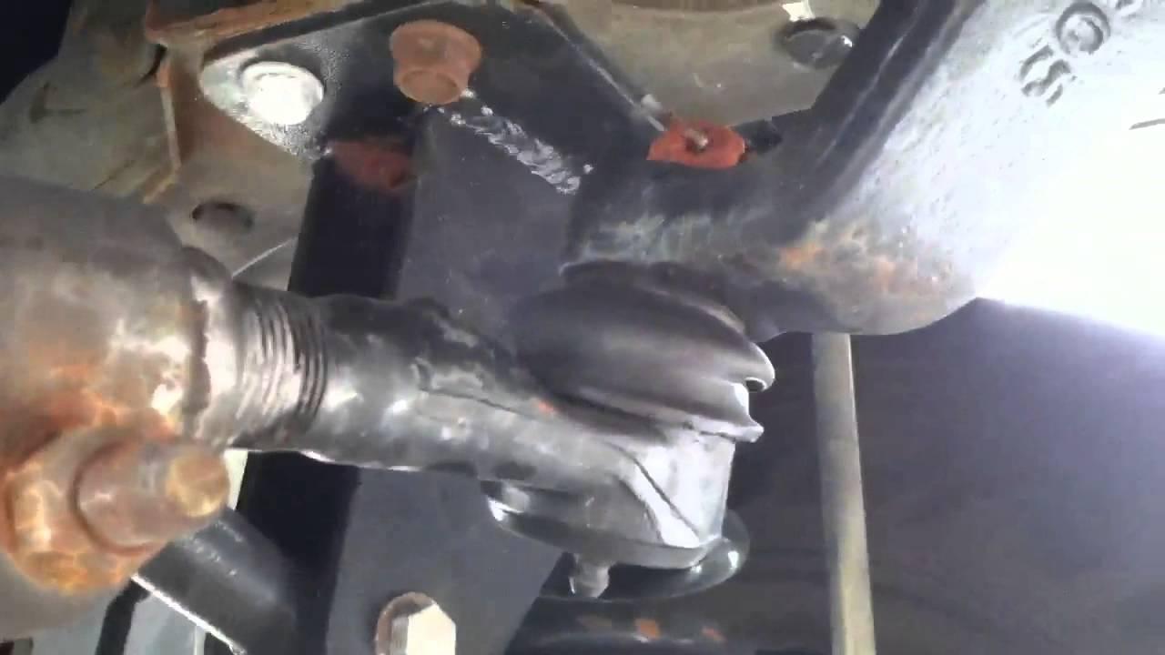 1999 Jeep Xj Cherokee Steering System Movement Youtube