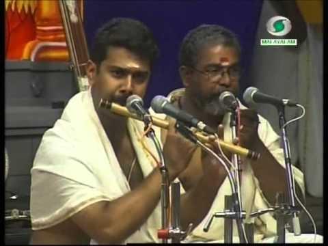 Chembai 2011 Guruvayur Flute Chalakudi Raghunath 01 Jaya Jaya Padmanabha ST