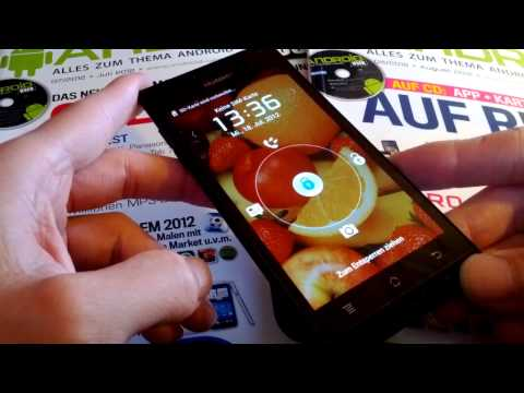 Huawei Ascend P1 Fast Boot