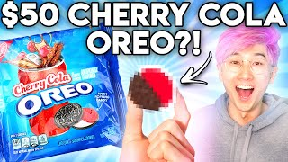 Can You Guess The Price of These WEIRD Oreo Flavors!? (PRANK)