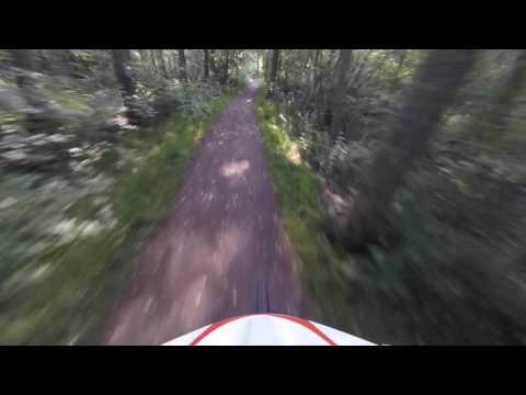 GoPro Hero4 Session - comparison Superview 48fps vs 60fps wide (helmet mount)