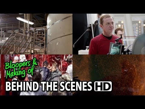 Star Trek Into Darkness (2013) Making of & Behind the Scenes (Part2/2)