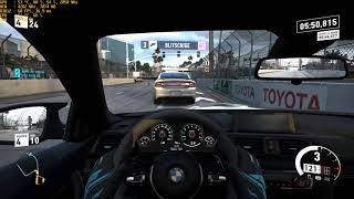 Forza 7 PC Gameplay Nvidia EVGA GTX 1070 FTW 4K UHD Career @ Long Beach BMW M4 FE