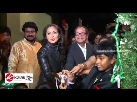 Actress Simran at Godka Shop Launch