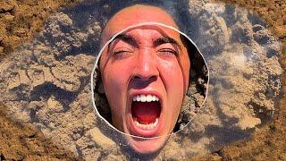 "Surviving Fear Factor's ""Buried Alive"" Challenge"