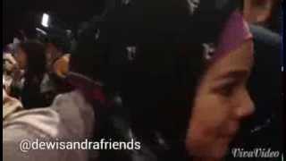 Dewi Sandra Launching Trailer Haji Backpacker 5