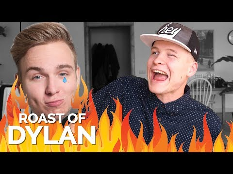 THE ROAST OF DYLAN HAEGENS | Kalvijn