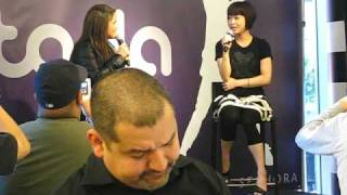 """Gambar cover Utada @ Sephora in Hollywood (Interview + Intro to """"FYI"""")"""