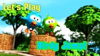 "Lets Play ""Birdy Jump!"" Uruc-Art"