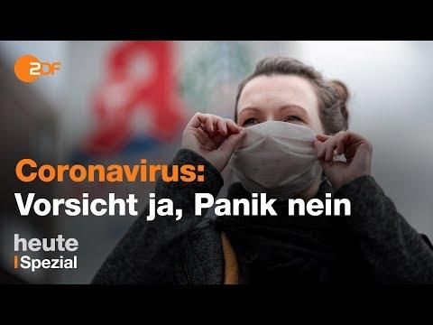 Coronavirus In Deutschland - Wie Groß Ist Die Gefahr? | ZDF Spezial Vom 28.02.2020