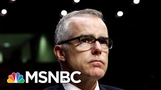 NYT: President Donald Trump Wanted Deputy AG To Mention Russia In Comey Firing | Morning Joe | MSNBC