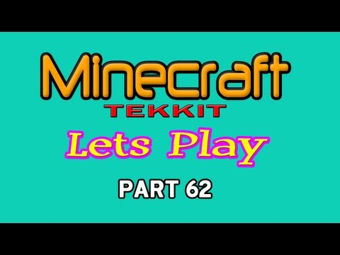 Minecraft Tekkit - Lets Play Part 62 - Preparing the Workshop