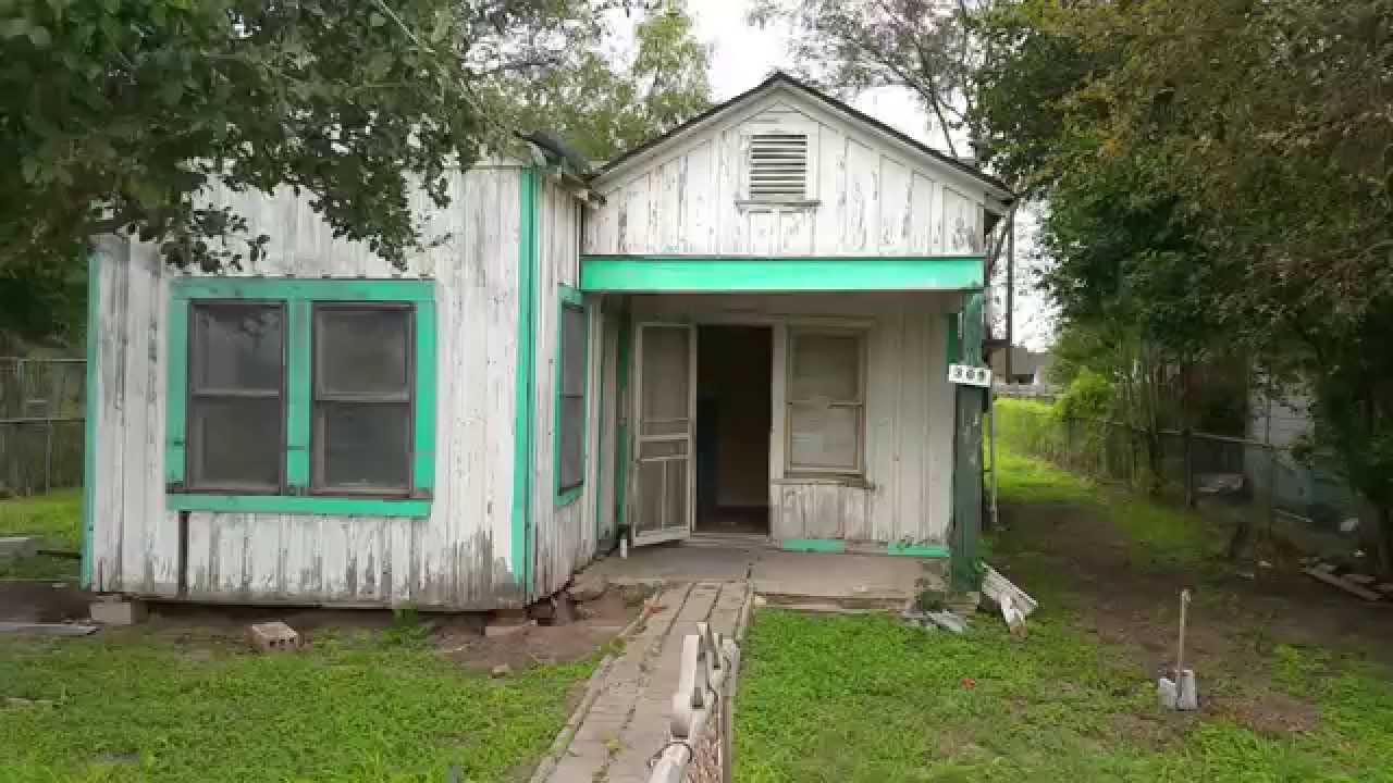 House flipping before restoration easy money part 1 for Is flipping houses easy