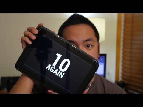 Nexus 10 Tips and Tricks - 10 Again