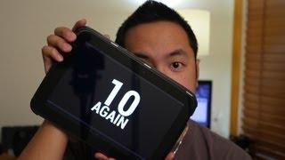 Nexus 10 Tips and Tricks - 10 Again