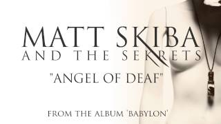 Watch Matt Skiba Angel Of Deaf video