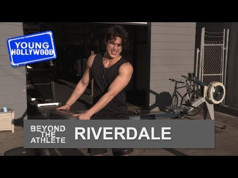 How To Workout Like Riverdale's Charles Melton!