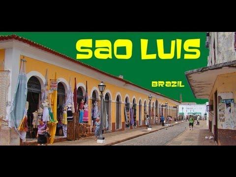 Visite de Sao Luis au Brésil [Itineraire Voyage au Brésil - De Rio à Jeri - Episode 07]