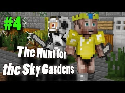 """Milan & Ronald spelen """"The Hunt for the Sky Gardens"""" - Deel 4/5"""