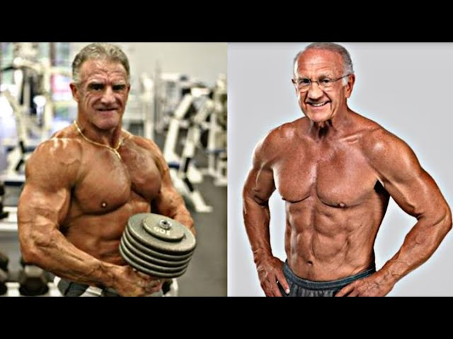 OLD MAN AND WOMEN WORKOUT  AMAZING POWER💪
