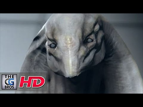 "CGI Futuristic Sci-Fi Short Film : ""R'ha"" by - Kaleb Lechowski"