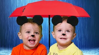 Rain, Rain Go Away , Are You Sleeping, Finger Family, + More  Nursery Rhymes kids songs