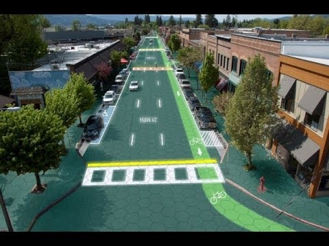 Are 'Solar Panel Roads' The Future?
