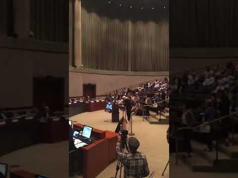 Facebook LIVE: LB Push City Council To Protect Immigrants
