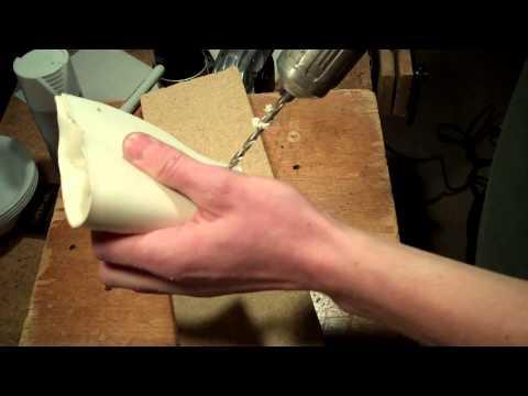 PVC Pipe Gun Holster