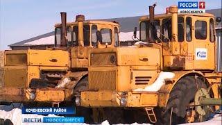 В Новосибирской области идут последние приготовления к посевной