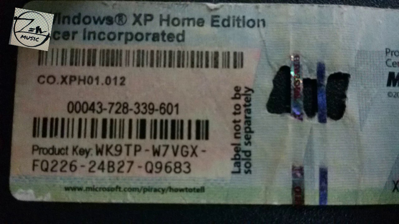 Windows xp home edition keys youtube for Window xp key