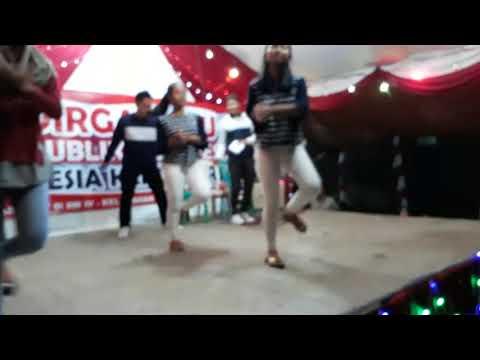 【GEMU FAMIRE X JKT48 ARIGATOU】Pentas Seni All Member @DIRGAHAYU REPUBLIK INDONESIA