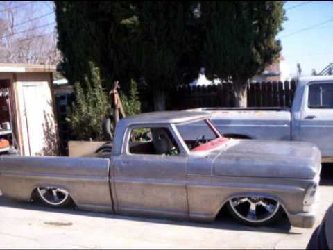 68 Ford F100 Youtube