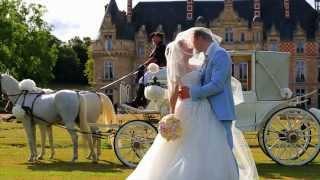 Французская свадьба Наташи и Валентина: Церемония