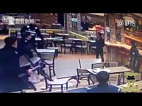 Vidéo attaque au couteau