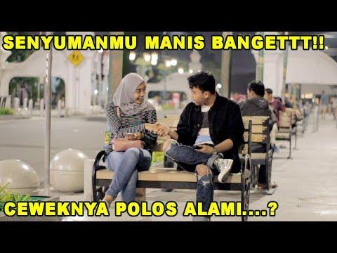OMG!!! WANITA INI MANISNYA ALAMI BANGEETT POLOS PULAA - PRANK GOMBAL INDONESIA TERBARU  2019