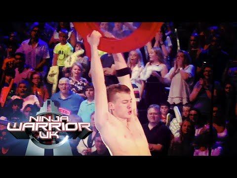 Sam West heads to the final | Ninja Warrior UK
