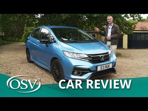 Honda Jazz - More practical and well equipped than ever -  Car Review