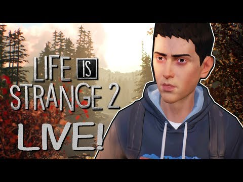 Lets Play Life Is Strange 2 Episode 1 - Live! thumbnail